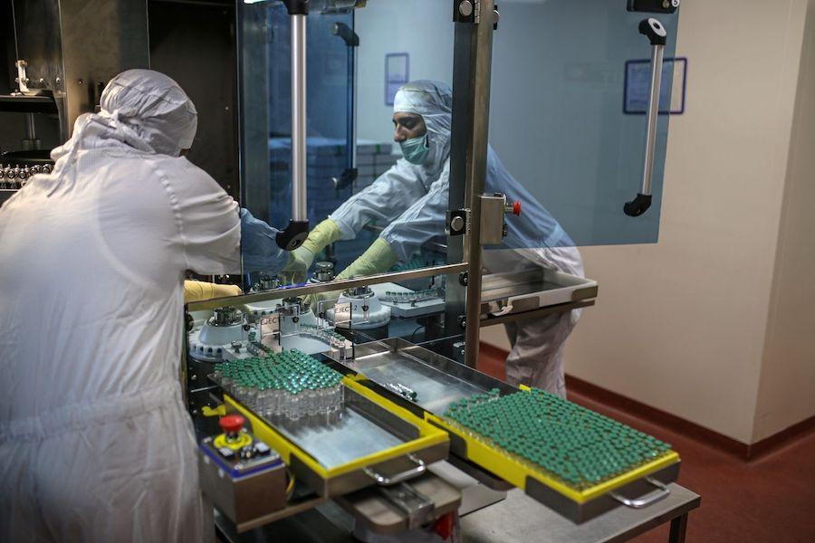 pune india covid vaccine
