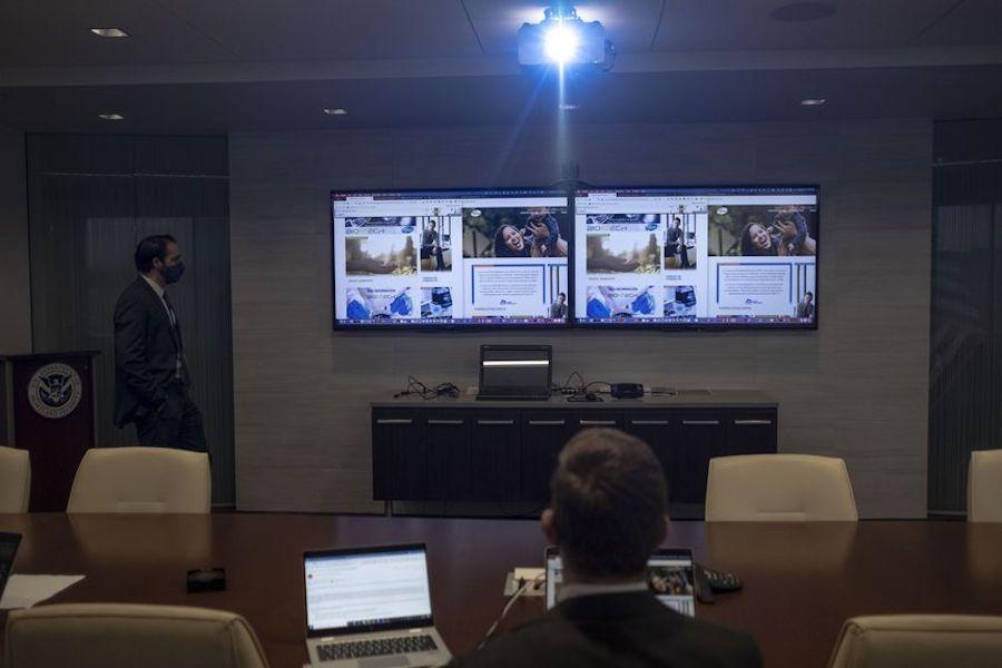Investigators at the U.S. Department of Homeland Security